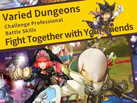 Dragon Nest M スクリーンショット 8