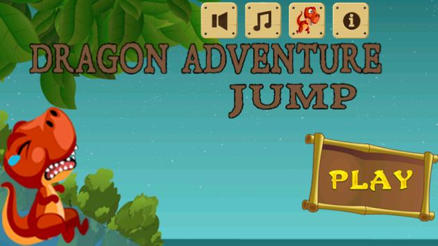 Dragon Adventure Legend Jump poster