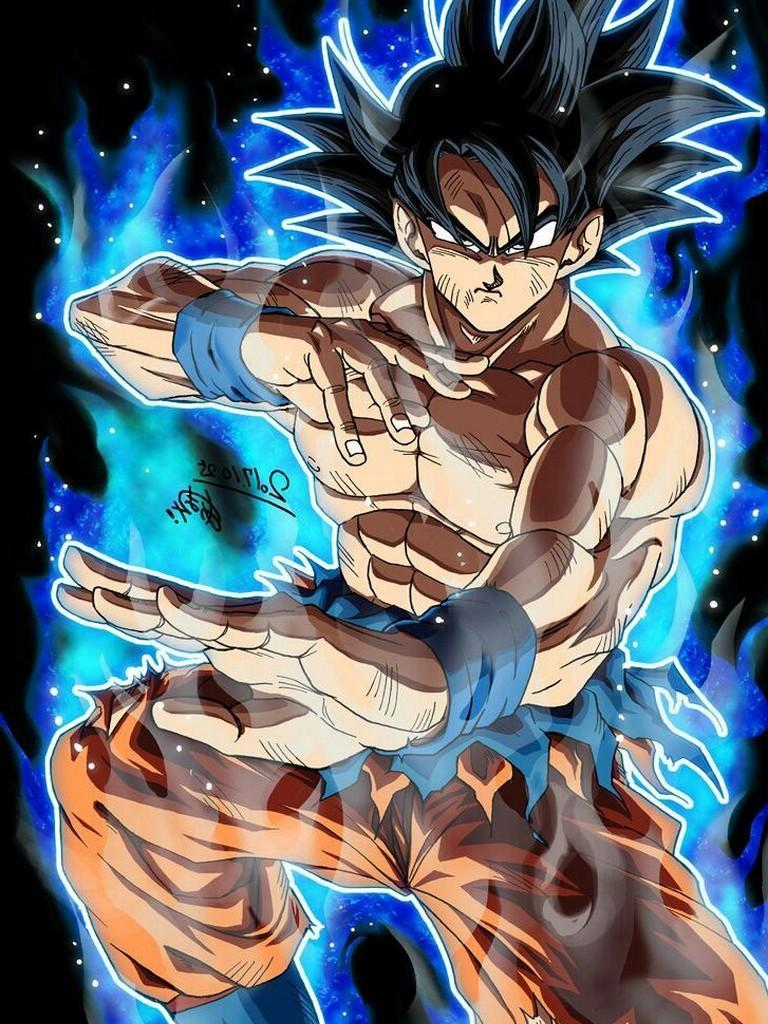 Goku ultra instinct wallpaper HD for Android - APK Download