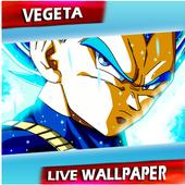 Fanart Dragon DBS Vegeta Live Wallpaper icon