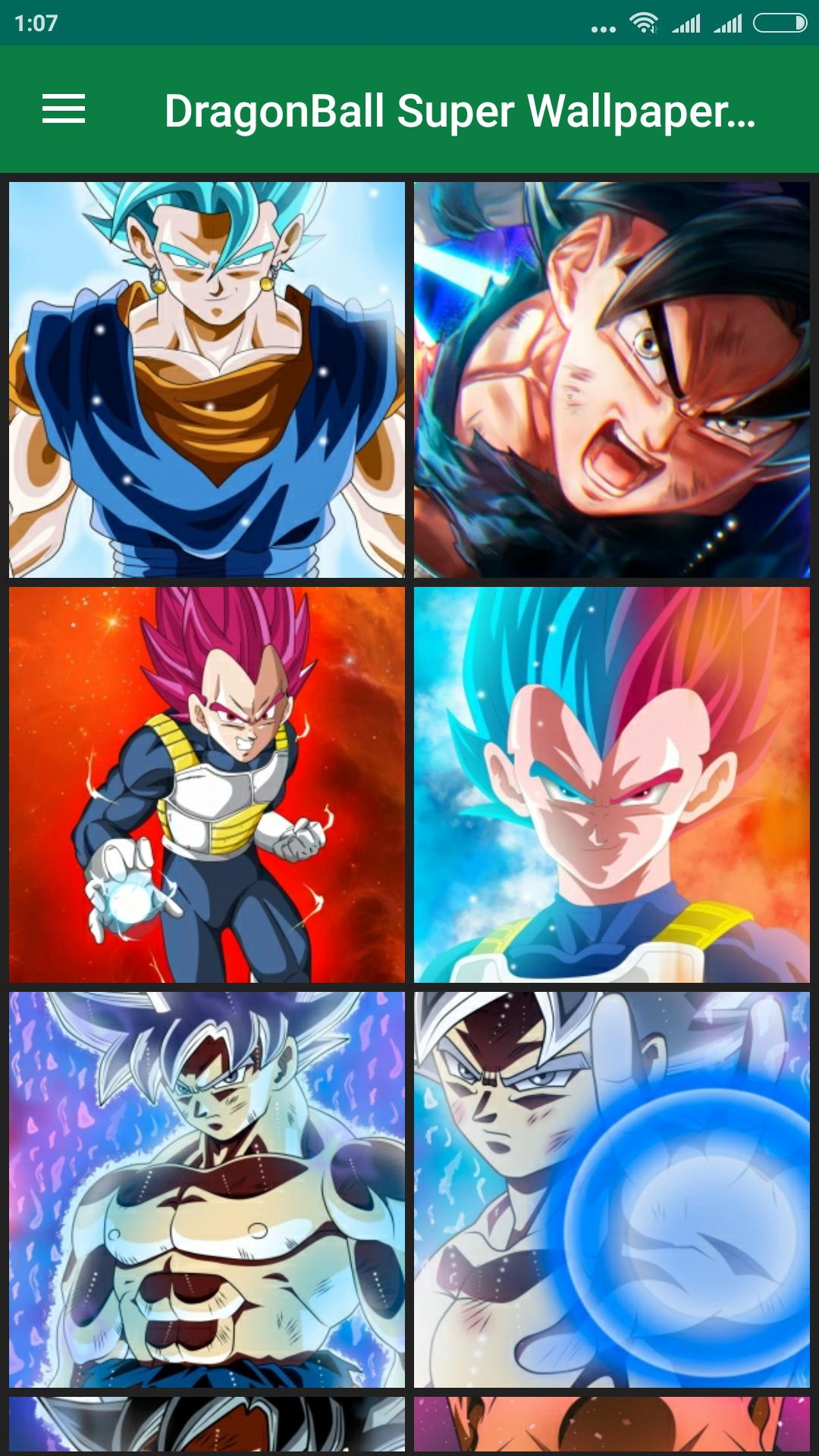 Dragon Ball Super 2018 Wallpaper Hd For Android Apk Download