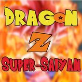 Dragon-Z Super Saiyan HD4K Wallpaper icon