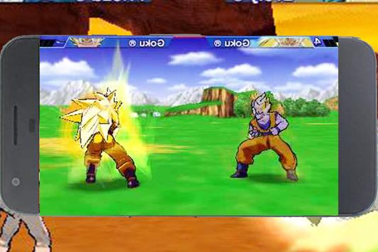 Super Goku warriors Battle tenkaichi screenshot 2