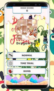 Dragon Ball Piano Tiles Music screenshot 1