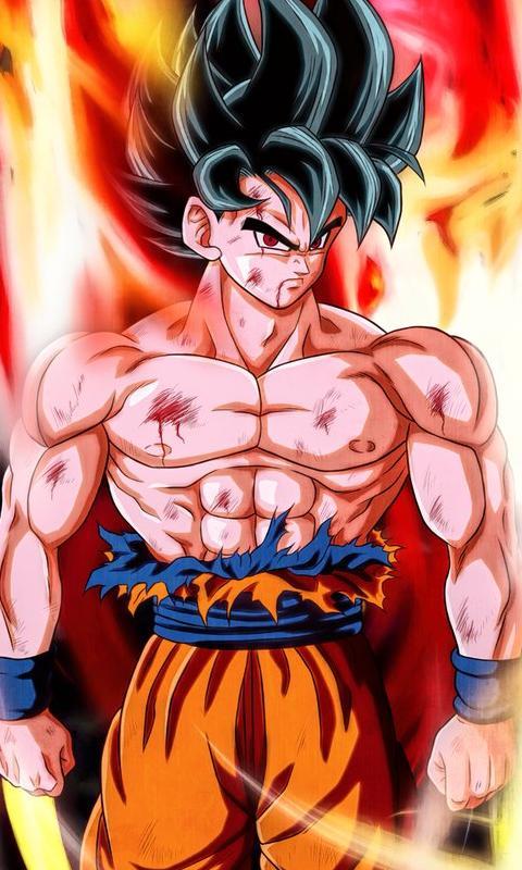 Super Saiyan God Anime Fighting Game For Android Apk Download