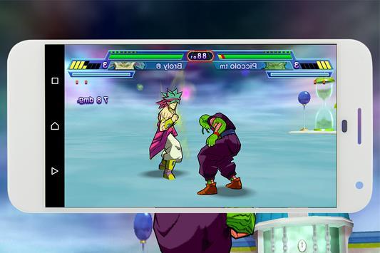 Dragon Bazz Goku Saiyan Fight poster