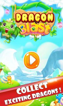 Dragon Blast Mania poster