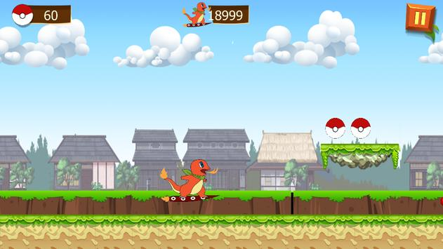 charmander dragon adventure apk screenshot