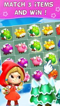 Dragon Frozen Mania screenshot 1