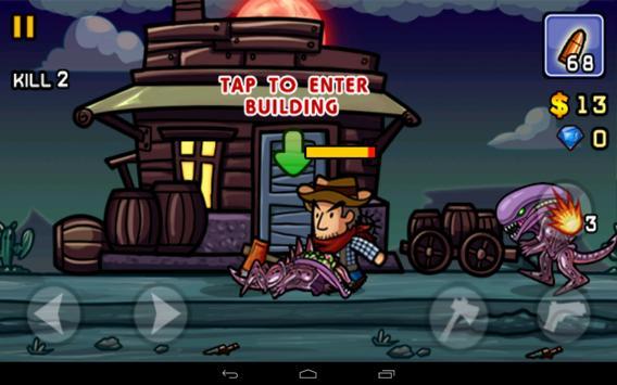 Aliens Invasion Adventure Free apk screenshot