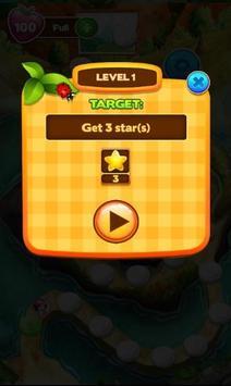 Cookies Jam Fruit 2018 screenshot 1
