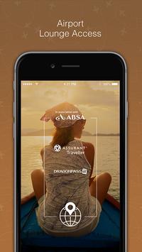 Absa Dragonpass Traveller poster