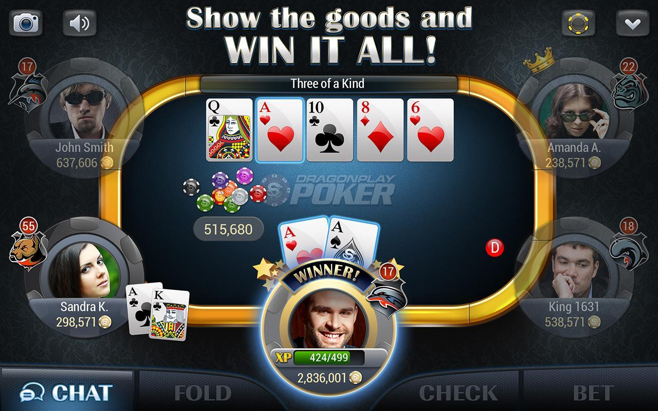 Dragonplay™ Poker Texas Holdem for Android - APK Download