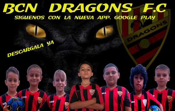 BCN DRAGONS F.C screenshot 3