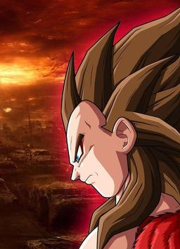 Super Saiyan DBS Wallpapers apk screenshot