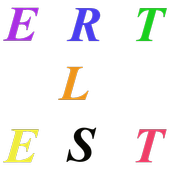 Spot Letters Combination icon