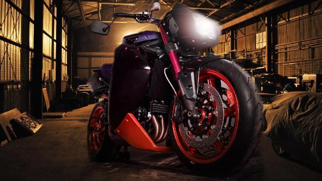 Drag Race Motocycle Reference screenshot 1