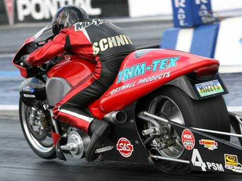 Drag Race Motocycle Reference screenshot 4