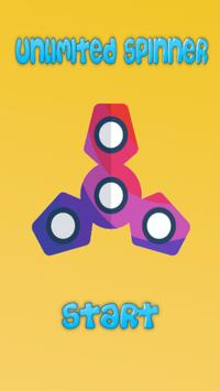 Unlimited Spinner poster