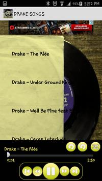 Drake Songs Music Album MP3 screenshot 5