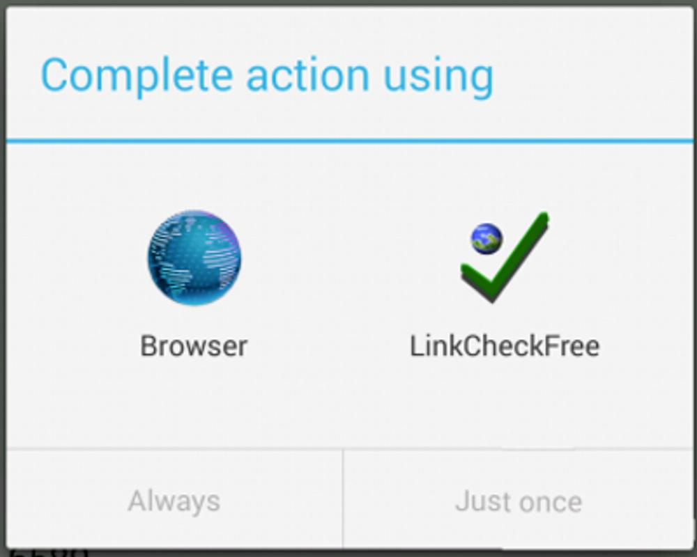 how to check if download link is safe