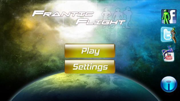 Frantic Flight apk screenshot