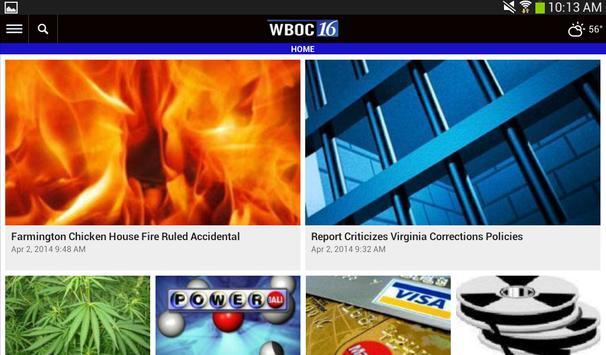 WBOC TV16 screenshot 12