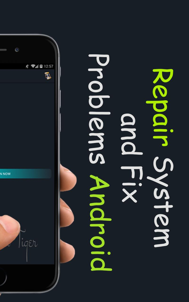 Repair System & Fix Problems My Phone for Android - APK Download