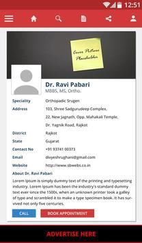 Doctor Diary screenshot 2