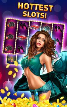 Super Models Slot Machines screenshot 1