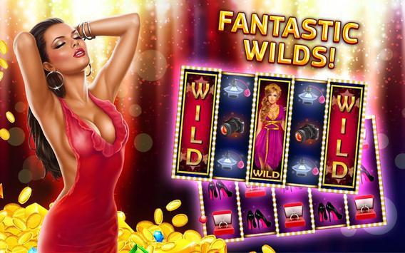 Super Models Slot Machines screenshot 4