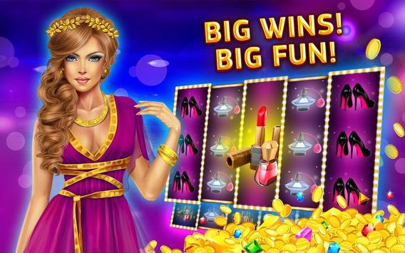 Super Models Slot Machines screenshot 6