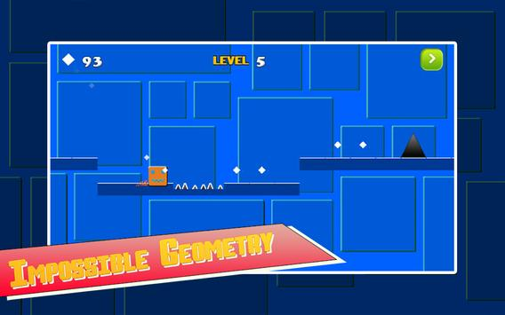 Impossible Geometry apk screenshot
