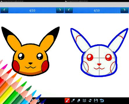 How To Draw Pikachu poster