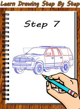 How To Draw Cars apk screenshot