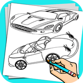 Learn To Draw Cars icon