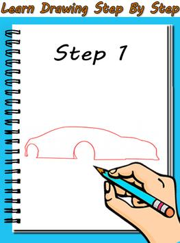 Learn To Draw Cars poster