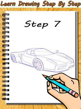 Car Drawing apk screenshot