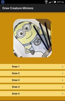 Hand Draw Creature Minions screenshot 2