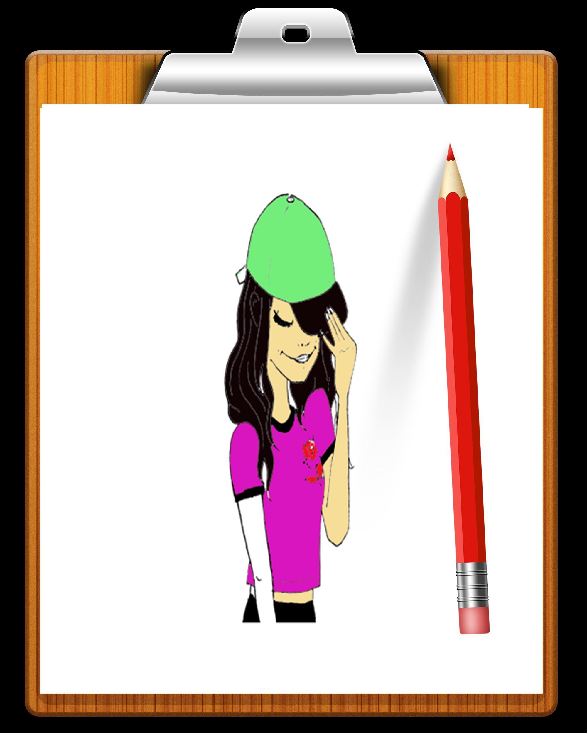 Cómo Dibujar Soy Luna Y Colorear For Android Apk Download