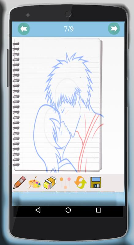 Character Design Apps For Android : How to draw anime characters apk download free art