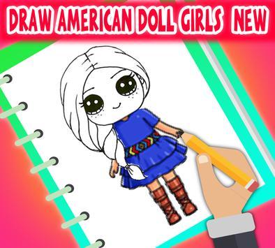 como dibujar chicas americanas for Android - APK Download