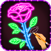 How to Draw Flowers Step by Step icon