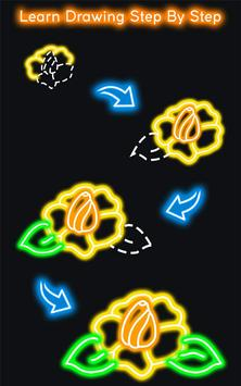 How to Draw Flowers Step by Step screenshot 10