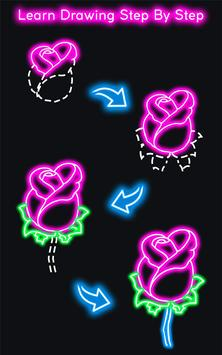 How to Draw Flowers Step by Step screenshot 11