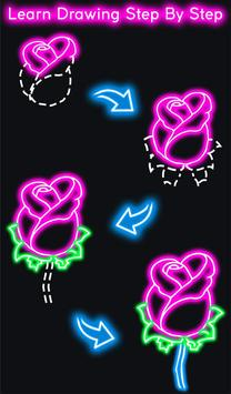 How to Draw Flowers Step by Step screenshot 17