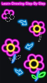 How to Draw Flowers Step by Step screenshot 2