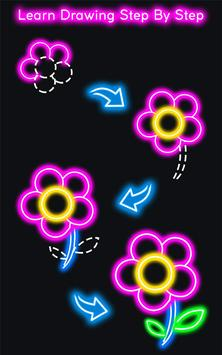 How to Draw Flowers Step by Step screenshot 8