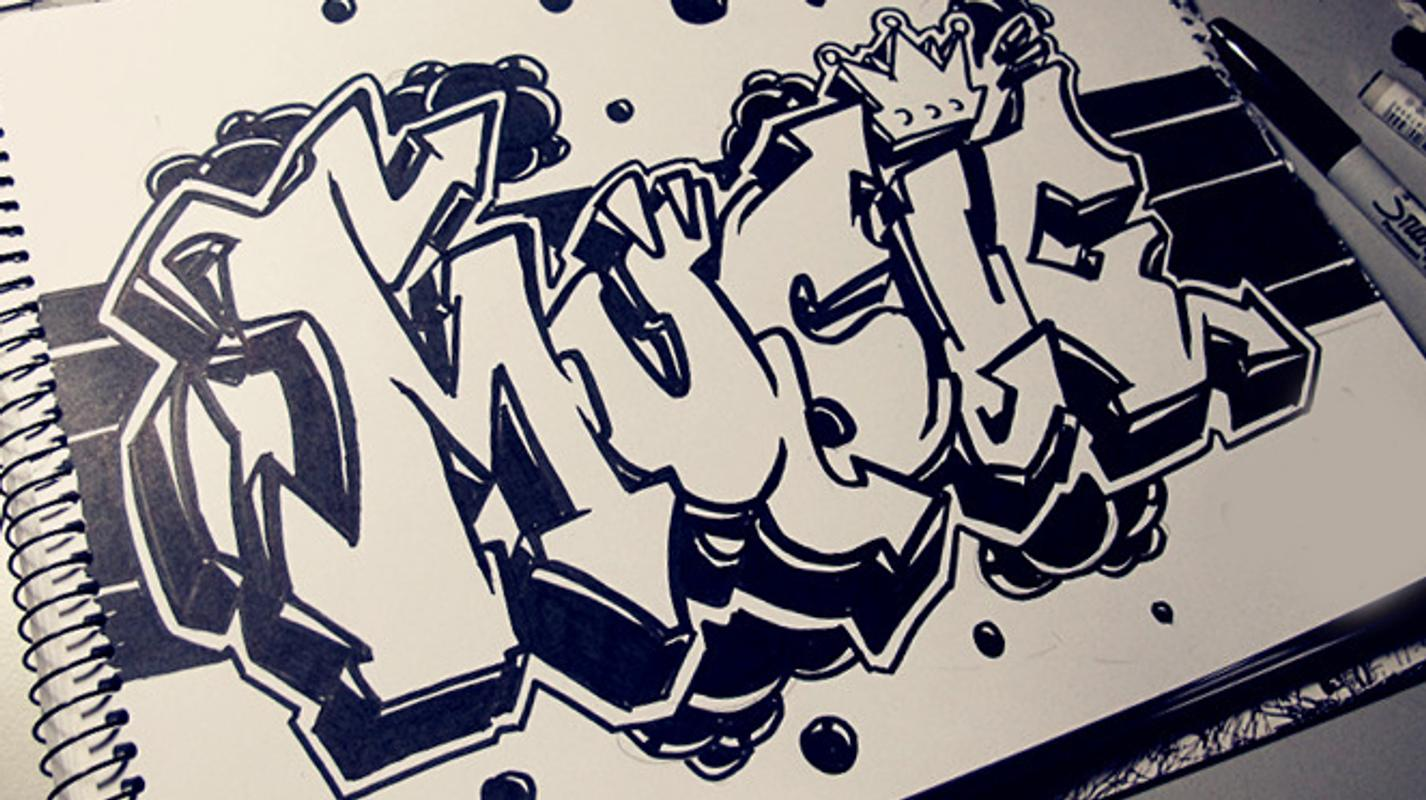 Draw Graffitis Poster Draw Graffitis Screenshot 1 Draw Graffitis