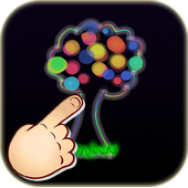 Doodle Color Draw icon
